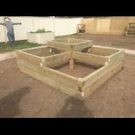 Garden Bed built for Glenray